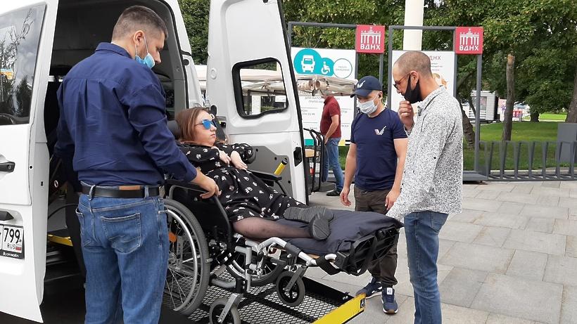 ОНФ исполнил мечту девушки‑инвалида из Сергиева Посада, мечтавшей увидеть Москву