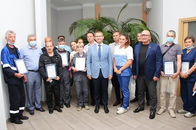 Депутаты обсудили благоустройство парков и скверов Мытищ с коллективом компании RETAL