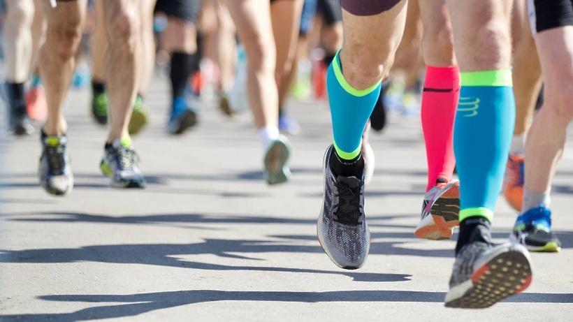 Более 200 спортсменов поучаствовали в пробеге памяти Золотухи в Электростали