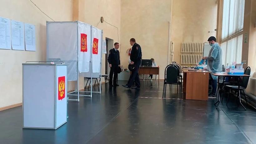 Избирательные участки закрылись в Подмосковье до воскресенья