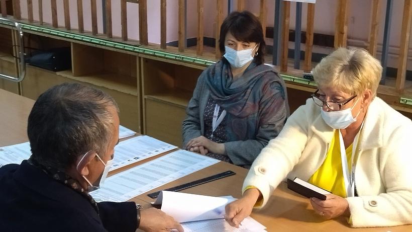 Более 75 тыс жителей Щелкова приняли участие в выборах