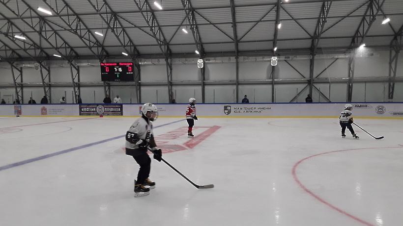 Брынцалов и Юров торжественно открыли новую ледовую арену в Балашихе