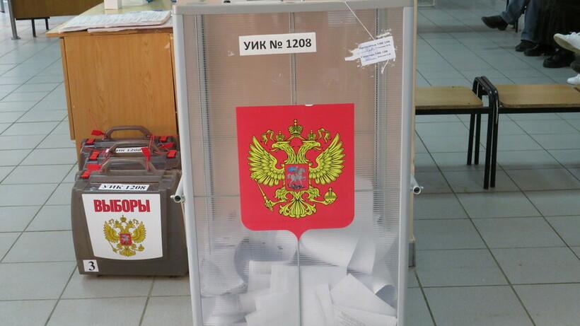 Сергей Пахомов лидирует на выборах в ГД в одномандатном округе с 23,64% голосов