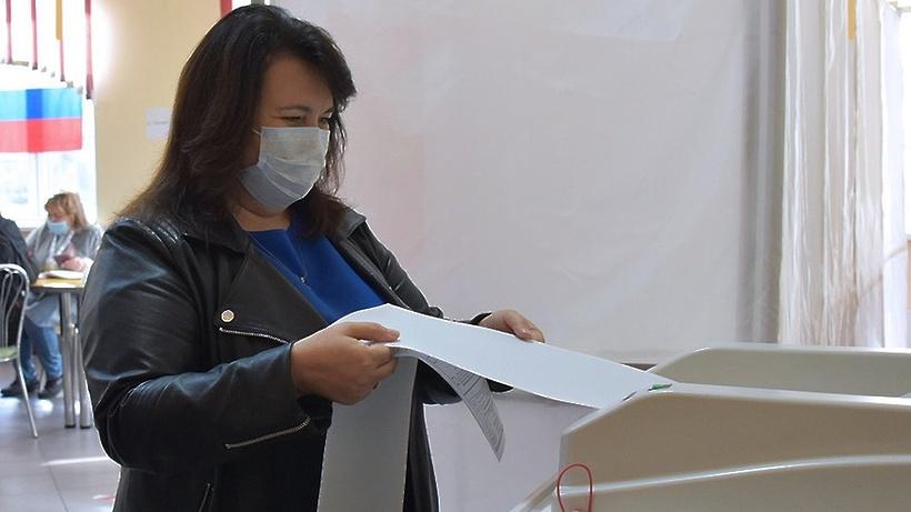 Председатель ОП Балашихи Жарова отметила высокий уровень организации выборов в горокруге