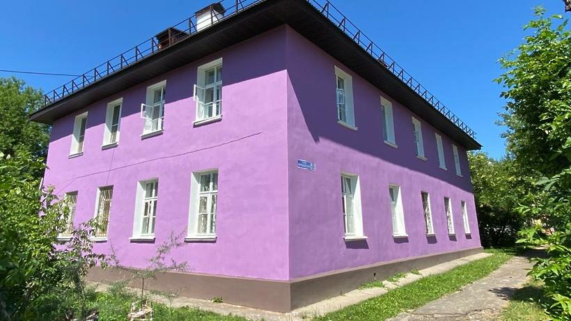Почти 200 фасадов домов отремонтировали и утеплили в Подмосковье в 2021 г
