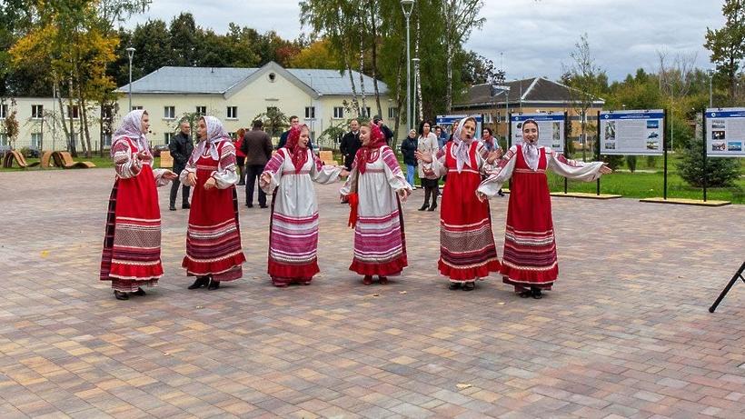 Парк «Восточный» открыли для жителей Электростали